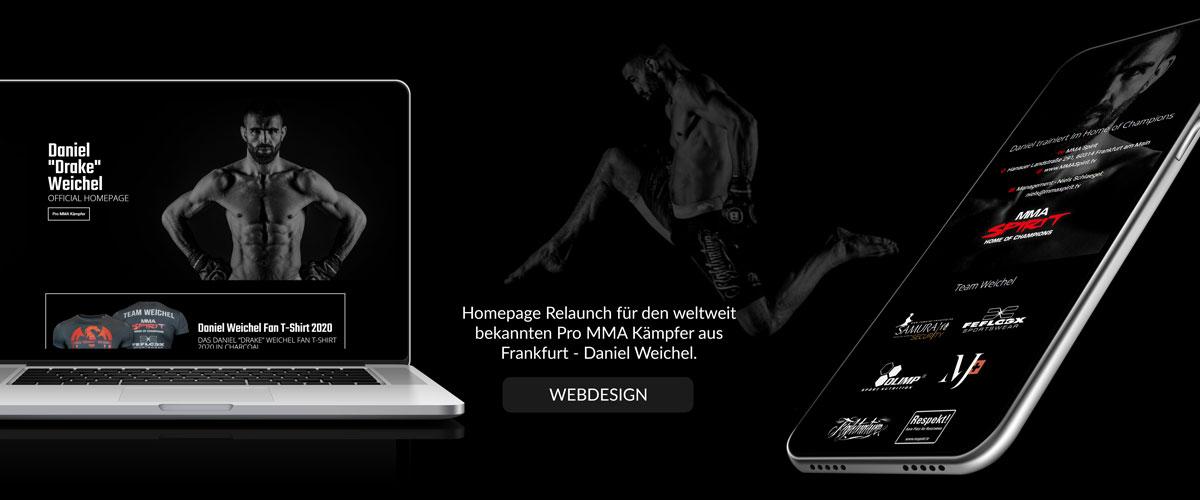 Daniel-Weichel-Webdesign