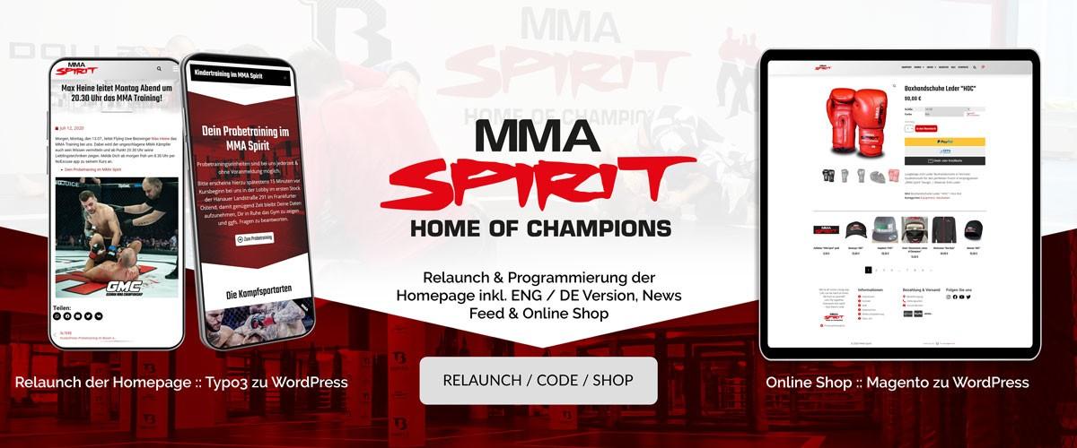 MMA-Spirit-Webdesign