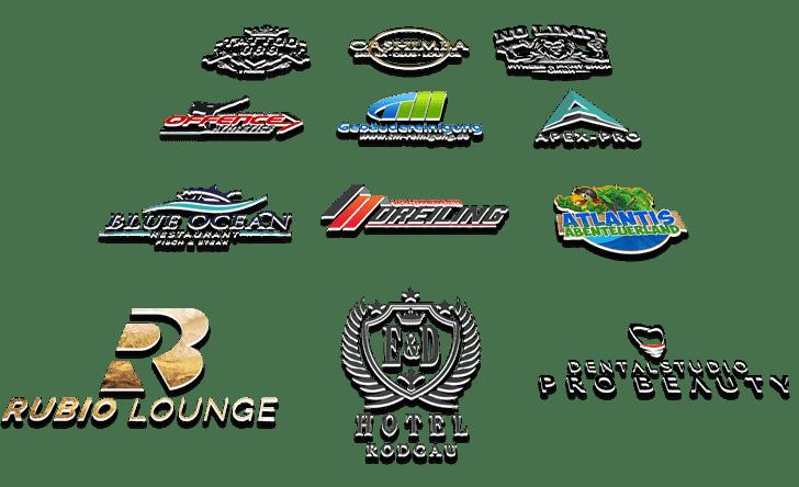 Logo Design von Triumph Agentur Frankfurt Grafikdesign Referenzen